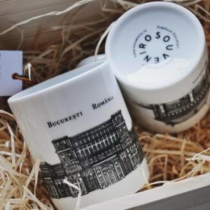 Bucuresti Romania - Mug (1)